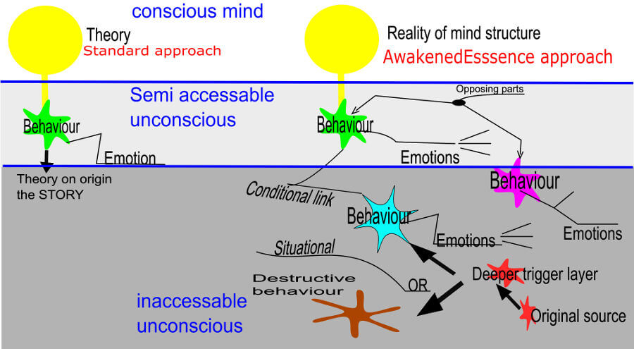 Awakened Essence Mentoring Unique Methodology fast awakening